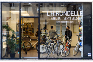 L'Hirondelle by BeastyBike - Tours